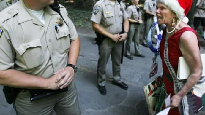 Bohemian Grove fuels protests