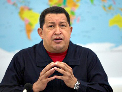 """Chavez's absence may give US chance to promote regime change"""