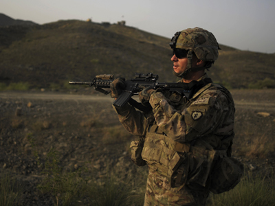 Americans ignore the war in Afghanistan, despite 2,000 US casualties