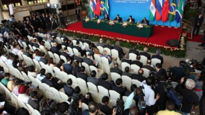BRICS seek top IMF job