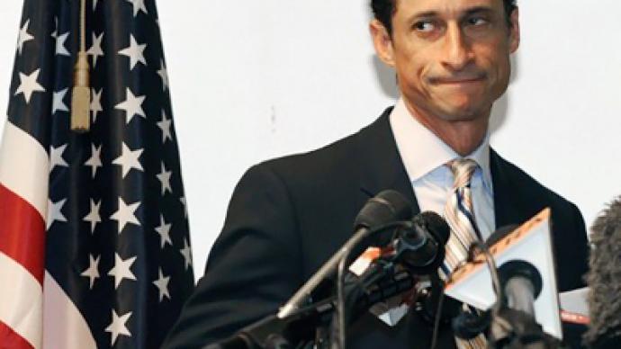 """Bye bye, pervert!"" Weiner resigns"