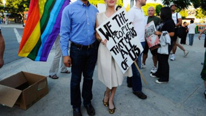 California court rules: Gay marriage ban unconstitutional