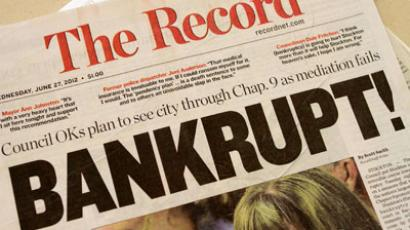 Michigan takes over bankrupt Detroit