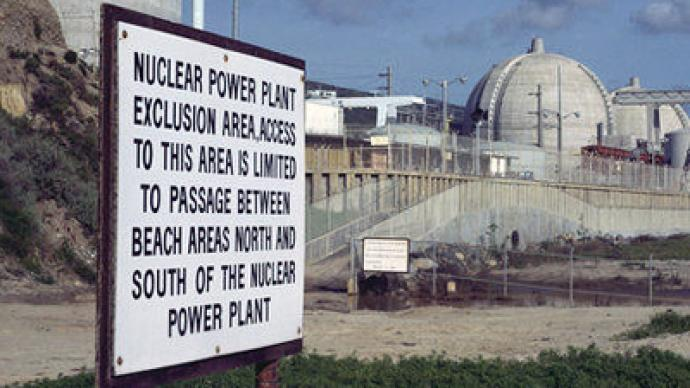 California nuclear plant shut down over radioactive leaks