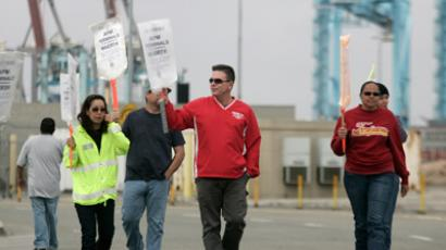 Anti-union law ignites mass protests in Michigan (PHOTOS)
