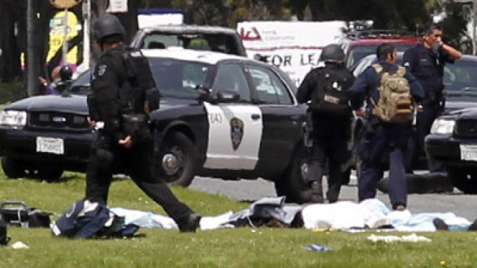 Seven killed in shooting at California college (PHOTOS)