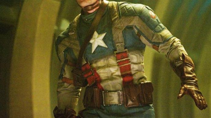 """Captain America"" and Hollywood Propaganda"
