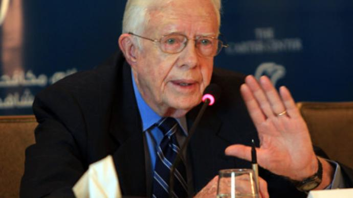 'US anti-terrorism policy violates human rights' – Jimmy Carter