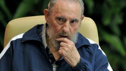 Castro compares NATO to Nazi SS, slams US, Israel for 'creating ISIS'
