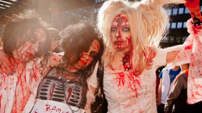 New 'bath salts' zombie-drug makes Americans eat each other