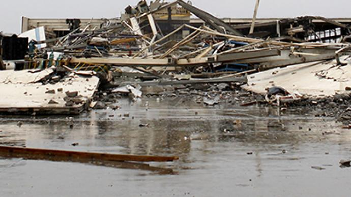 After killing two in US South deadly storms move to the Northeast