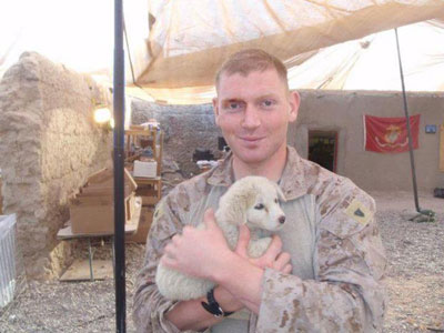 Marine detained for Facebook posts moved hundreds of miles away from family