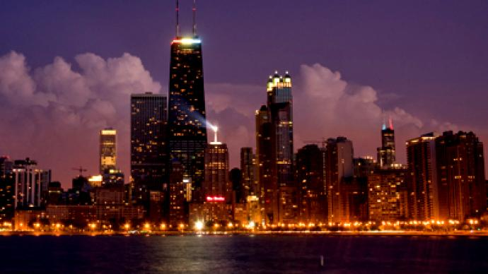 Chicago crumbling in poverty