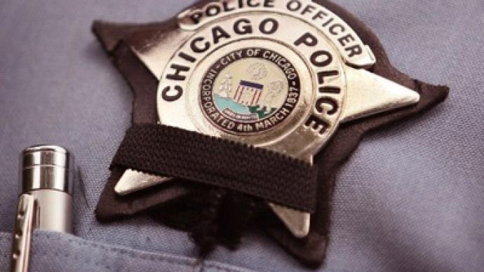 Chicago cop investigated after killing two