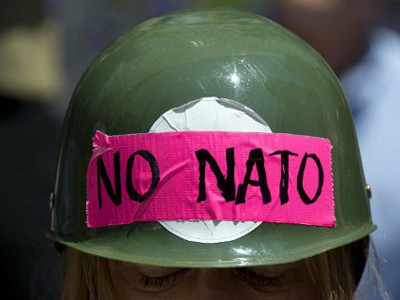 NATO protesters indicted on terror charges with murky evidence