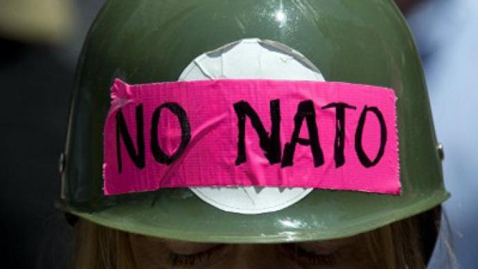 Chicago cops start preemptive arrests on the eve of NATO Summit