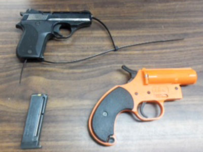 Gun found in 7-year-old schoolboy's backpack in NYC