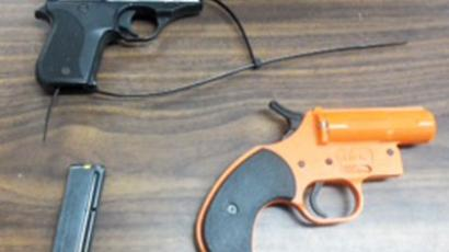 'Kindergarten terrorist': 5-year-old girl suspended over bubble-gun 'threat'