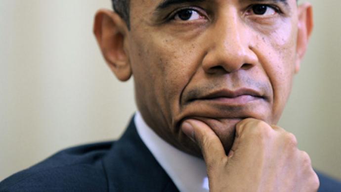 Chinese mogul sues Obama
