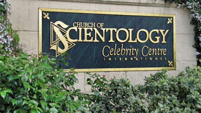 Church of Scientology goes Hollywood!