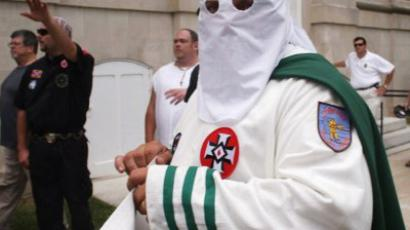 Idaho's only black lawmaker gets a KKK invite