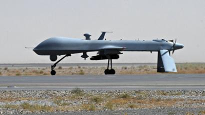 Obama mulls stripping CIA of drones