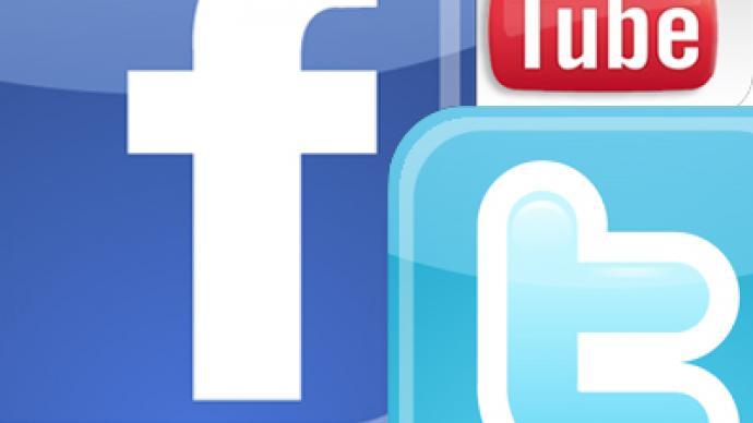CIA using social networks