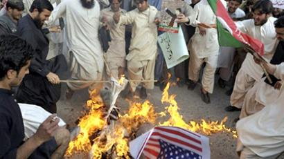 US creates problems not solutions for Pakistan