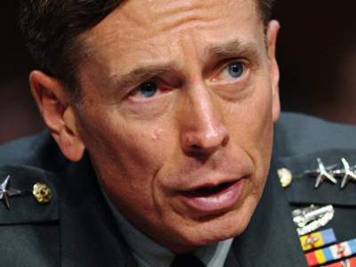 General Petraeus the king of spin takes over at CIA