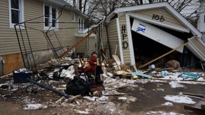 New York raises taxes on Sandy-hit houses