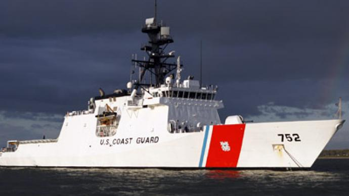 Coast Guard's newest ship filled with holes