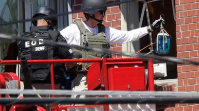 US cops catch attempted 'Batman' mass-murder copycat with massive arsenal