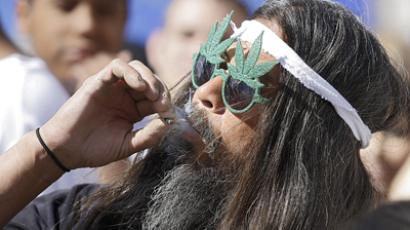 Native Americans fight to ban marijuana in a quarter of Washington state