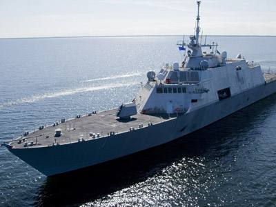 The Navy's newest combat ship could be hacked at any moment