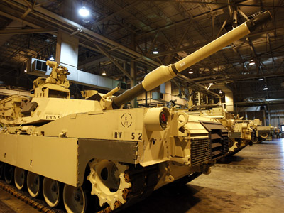 Congress forcing Army to accept useless tanks