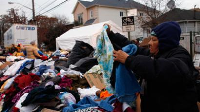 Sandy victims mad as hell at Congress