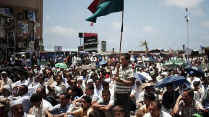 Congress defunds Libyan war