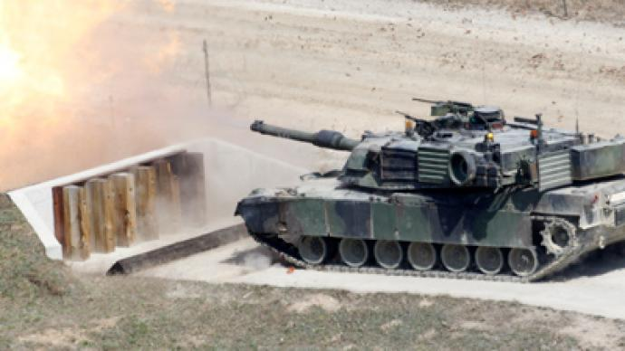 Weapons manufacturer bribes Congress to buy tanks that Pentagon doesn't want?