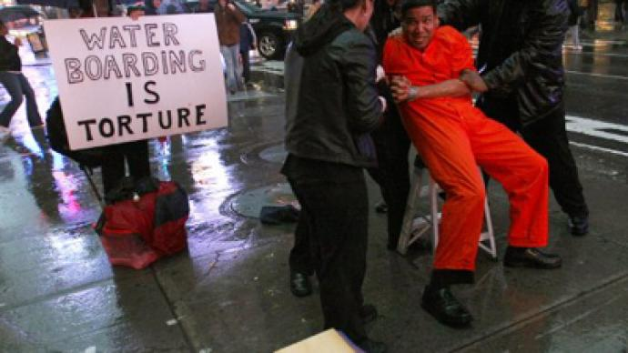 Congress on the move to legalize torture