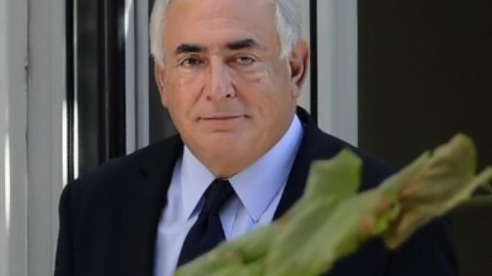 Who set up Dominique Strauss-Kahn?
