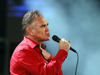 Dying for tickets? Contest rewards Morrissey fans for their best suicide note
