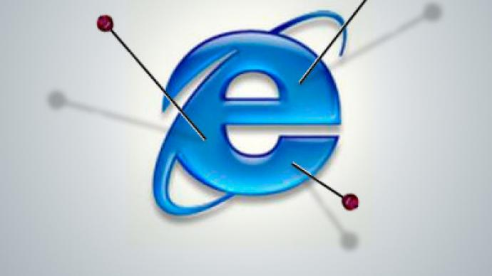 """Cookiejacking"" threatens Microsoft's Internet Explorer"
