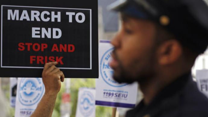 Even cops oppose stop-and-frisk