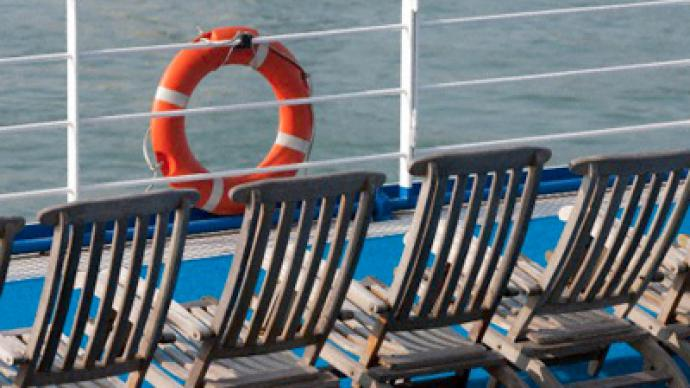 Teenager sues cruise ship for leaving him for dead