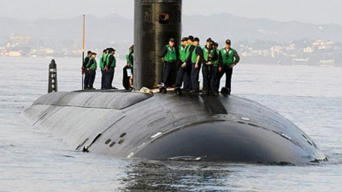Cruiser collides with nuclear submarine during US Navy drills