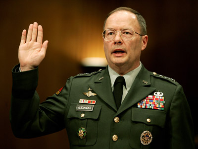 Pentagon cyber chief downplays NSA email snooping; says attack is 'coming our way'