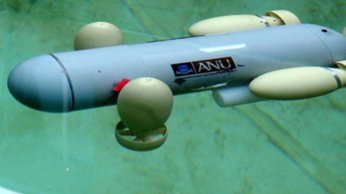 DARPA building drone submarines to patrol the sea