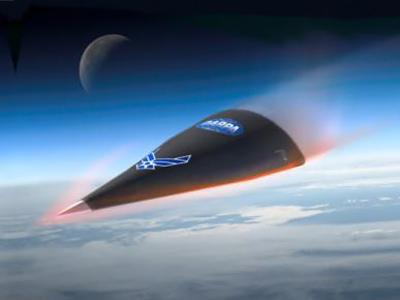 Pentagon sinks fastest aircraft ever