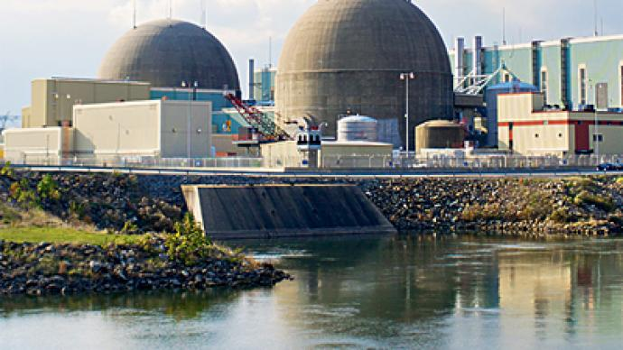 DC quake turns off two nuclear reactors