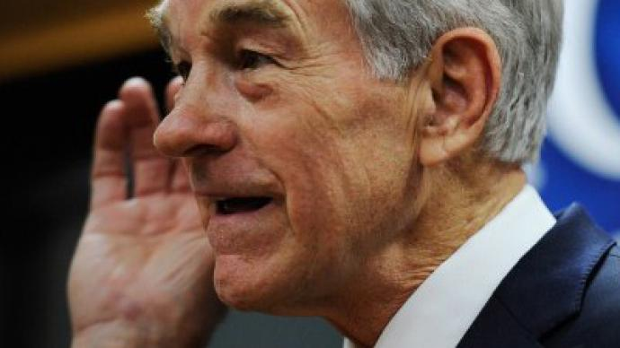 Ron Paul furious over indefinite detention act